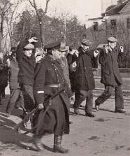 1934 – Flucht aus Österreich in die Tschechoslowakei