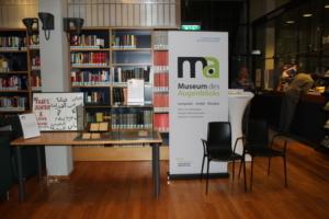 """""""Museum des Augenblicks"""" bei der 1. first-Tagung"""